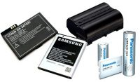 What are the rechargeable batteries for mobile and electronic devices!