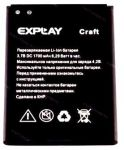 Explay (Craft) 1700mAh Li-ion, оригинал