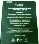 4Good S451M (BLI-1600) 1600mAh Li-ion, оригинал