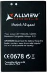 Allview (A5 Quad) 1700mAh Li-ion, оригинал