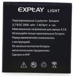 Explay (Light) 1300mAh Li-polymer, оригинал