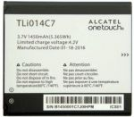 Alcatel (TLi014C7) 1450mAh Li-ion, оригинал